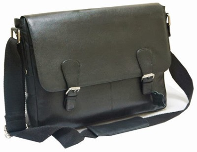Jeane Sophie 15 inch Laptop Messenger Bag