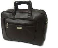 Apnav 11 inch, 12 inch, 13 inch, 14 inch, 15 inch, 15.6 inch Expandable Laptop Messenger Bag(Brown) best price on Flipkart @ Rs. 800