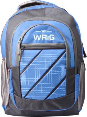 WRIG WBP-0021 Blue 20 L Backpack