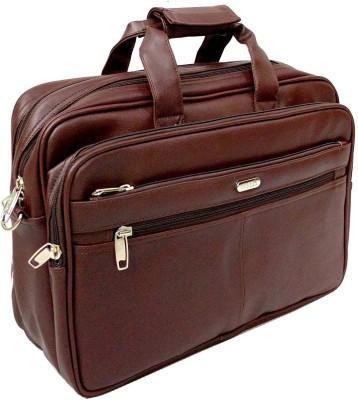 AYS 16 inch Expandable Laptop Messenger Bag
