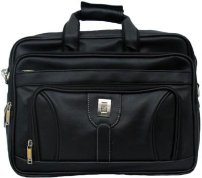 Fancy 16 inch Expandable Laptop Messenger Bag