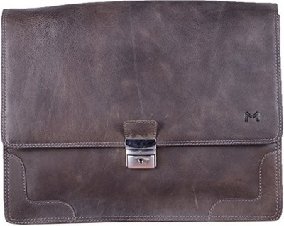 Massi Miliano 14 inch Laptop Messenger Bag