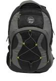 Gear 16 inch Laptop Backpack (Black, Gre...