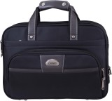 Zaken 15 inch Laptop Messenger Bag (Blac...