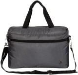 Clubb 15 inch Laptop Messenger Bag (Grey...
