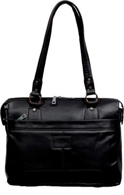 D Jindals 17 inch Expandable Laptop Messenger Bag