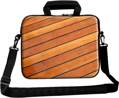 Theskinmantra 15 inch Laptop Messenger Bag