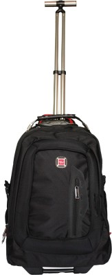 Vcare 15.6 inch Laptop Strolley Bag