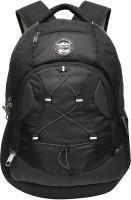 Gear 16 inch Laptop Backpack(Black, Black, Silver)