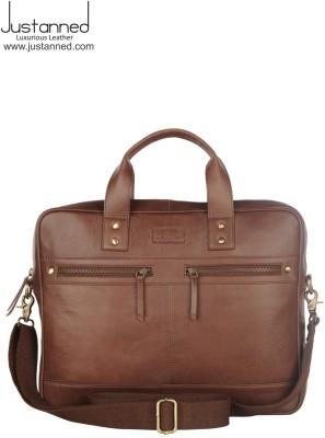 JUSTANNED 13 inch Laptop Messenger Bag