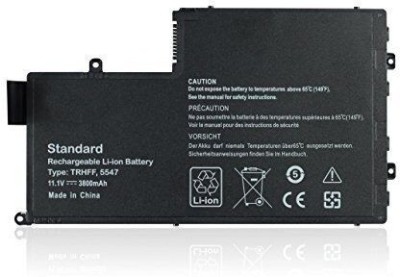 TecPro 5547 6 Cell 9JF93, TRHFF Laptop Battery