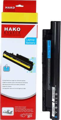 Hako 5537 6 Cell Hako Battery for Inspiron 14 3421 Inspiron 14R 5421 5437 Inspiron 15 3521 3537 Inspiron 15R 5521 5537 Inspiron 17 3721 3737 Inspiron 17R 5721 5737 Latitude 3440 3540 Precision M2800 Vostro 2421 2521 Laptop Battery