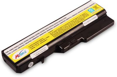 Mora Lenovo Ideapad G470 (Long Backup with 3 Year Waranty) 6 Cell Lenovo L10p6y22, Lenovo Lo9l6y02, Lenovo Lo9s6y02 Laptop Battery