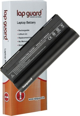 Lapguard Asus Eee PC 1000H 6 Cell Compatible Laptop Battery For Asus Eee PC 1000H/Eee PC 1000/Eee PC 1000H/Eee PC 1000HGO/Eee PC 1000HA Laptop Battery