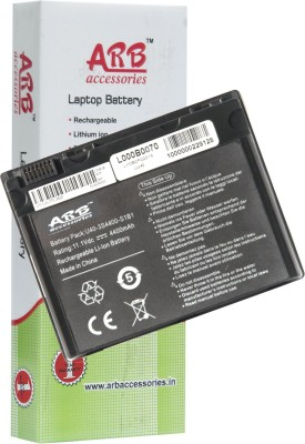 ARB Advent 5712 6 Cell Compatible Laptop Battery For Advent 5712/U40-4S2200-C1H1 / U40-4S2200-E1M1 / U40-4S2200-G1L3 / U40-4S2200-S1L1 / U40-3S4400-B1N1 Laptop Battery