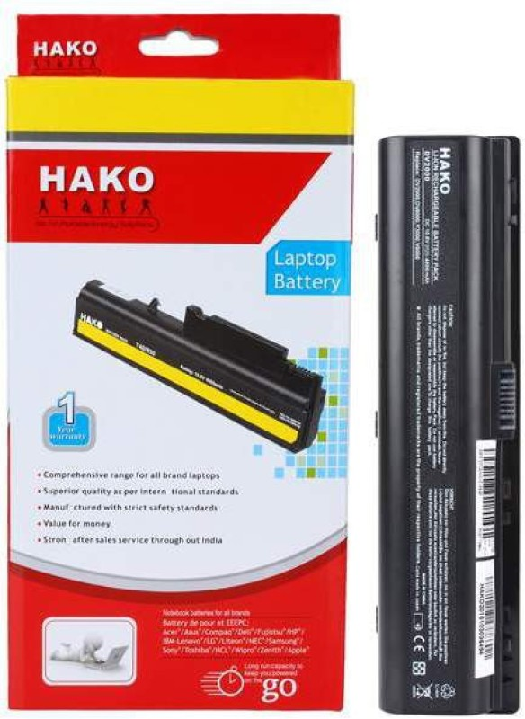 Hako HP Compaq Pavilion DV2914CA 6 Cell Laptop Battery