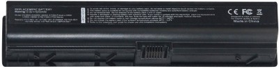 Lapcare DV2000-3 6 Cell HP Pavilion dv2000 Series Laptop Battery