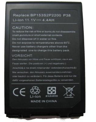 ARB HCL BP153S2P2250 Compatible Black 6 Cell HCL BP153S2P2250 Laptop Battery