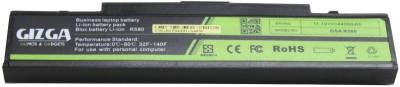 Gizga Essentials R580 Laptop Battery 6 Cell Samsung R580 Laptop Battery