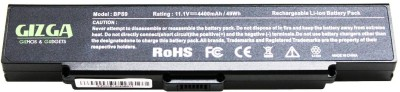 Gizga Essentials BPS9 Laptop Battery 6 Cell Sony Vaio VGP-BPS9 Laptop Battery