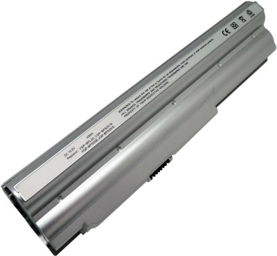 Techie Compatible for Sony Vaio VPC-Z12AHJ 6 Cell Compatible for Sony VAIO VPC-Z12AHJ Laptop Battery