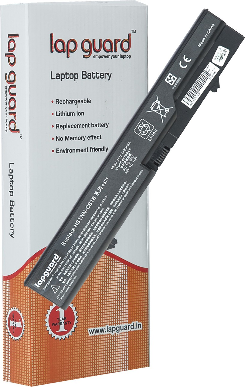 Lapguard HP CC06 6 Cell Laptop Battery Image