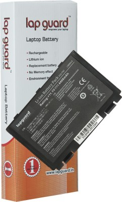 Lapguard Asus K50ij-Bbz5 6 Cell Compatible Latop Battery for Asus K50ij-Bbz5 Laptop Battery