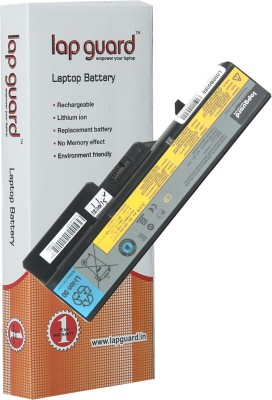 Lapguard Lenovo 121000935 6 Cell Compatible Laptop Battery For Lenovo 121000935 / 121001071 / 121001091 / 121001094 / 121001095 / 121001096 / 121001097 / 57Y6454 / 57Y6455 / L08S6Y21 / L09C6Y02 / L09L6Y02 / L09M6Y02 / L09N6Y02 / L09S6Y02 / L10C6Y02 / L10M6F21 / L10P6F21 Laptop Battery