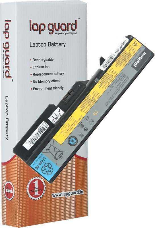 Lapguard Lenovo G770A 6 Cell Laptop Battery