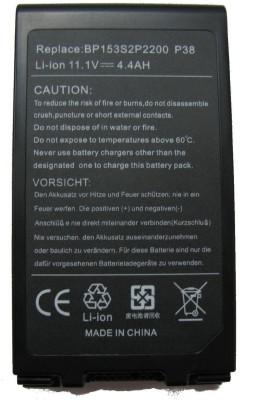 Lapguard HCL BP153SP2200 Replacement 6 Cell HCL BP153SP2200 Laptop Battery