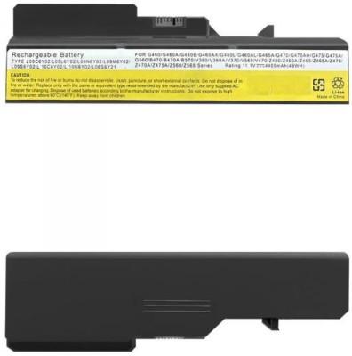 Lappie Lenovo G570E -G560/G565 6 Cell Lenovo G570E -G560/G565 Laptop Battery