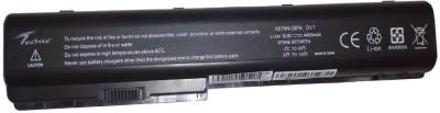 Techie Compatible for HP Pavilion dv7-2109 tx Battery 8 Cell Compatible for HP Pavilion dv7-2109 tx Battery Laptop Battery