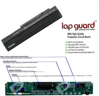 Lapguard Acer Aspire One A110L-blau 6 Cell Compatible Laptop Battery For Acer Aspire One A110L-blau/UM08B73 / UM08B72 / UM08B71 / UM08A74 / UM08A73 / UM08A72 / UM08A71 / UM08A51 / UM08A52 / UM08A31 / UM08A32 / LC.BTP00.017 / UM08B74 Laptop Battery