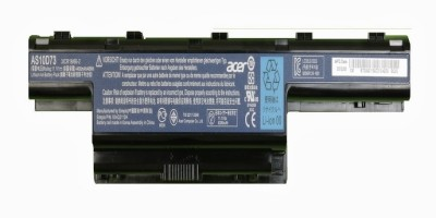 Acer AS10D73 / BT.00607.136 6 Cell Laptop Battery
