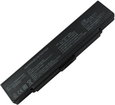 F7 Sony Vaio Vgn-Cr320e 6 Cell Sony Vaio Vgn-Cr320e Laptop Battery