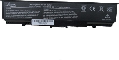 Lapkraft 1520 9 Cell Dell Compatiable Battery For 1520 Laptop Battery
