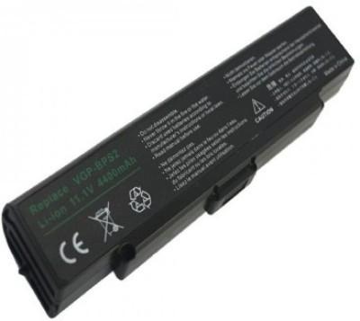 Techmatrix BPS2 6 Cell Laptop Battery