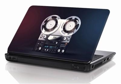 BSEnterprise Caset Audio Vinyl Laptop Decal 15.6