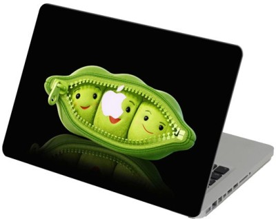 Theskinmantra Plush Peas In A Pod Laptop Skin For Apple Macbook Air 11 Inch Vinyl Laptop Decal 11