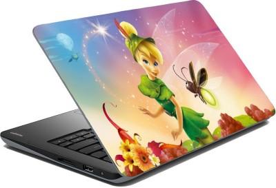 Posterhunt SVshi5144 Tinker Bell Cartoon Laptop Skin Vinyl Laptop Decal 14.1