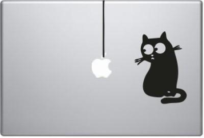 TheFlareShop Kitty Macbook pro/air Vinyl Laptop Decal 14.1