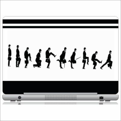 Printland Evolution Skin LS151581 Vinyl Laptop Decal 14.2