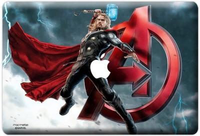 Planet Superheroes Super God Vinyl Laptop Decal 12