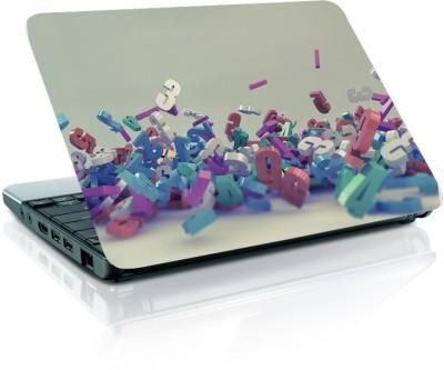 Rockmantra LS 264 Vinyl Laptop Decal 15.6