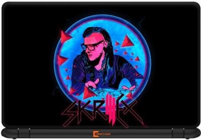 Ownclique Skrillex Kills The Beat Vinyl Laptop Decal 13.3