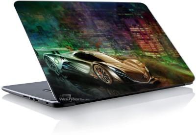 Devendra Graphics Super Car Vinyl Laptop Decal 15.6