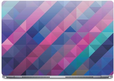Posterboy Blocks Vinyl Laptop Decal 15.6