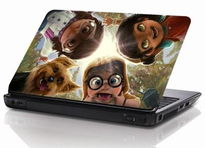 BSEnterprise Friends Vinyl Laptop Decal