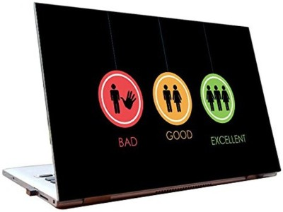 Dealmart Funny - Couples - love - Hd Quality Vinyl Laptop Decal 15.6