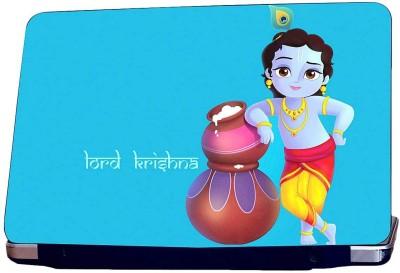 Style Clues Shree Krishna Vinyl Laptop Decal 15.6